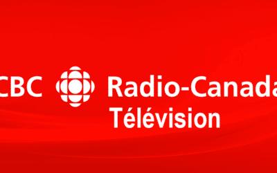 Radio-Canada Info : Les médias canadiens s'intéressent aux compétences de la société Aubriat
